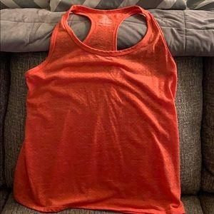 Avía women's workout set salmon